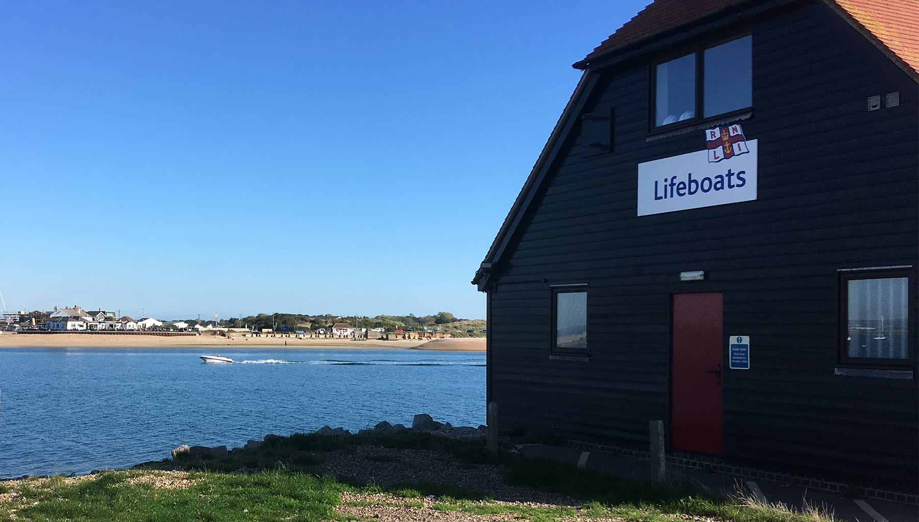 RNLI Eastney