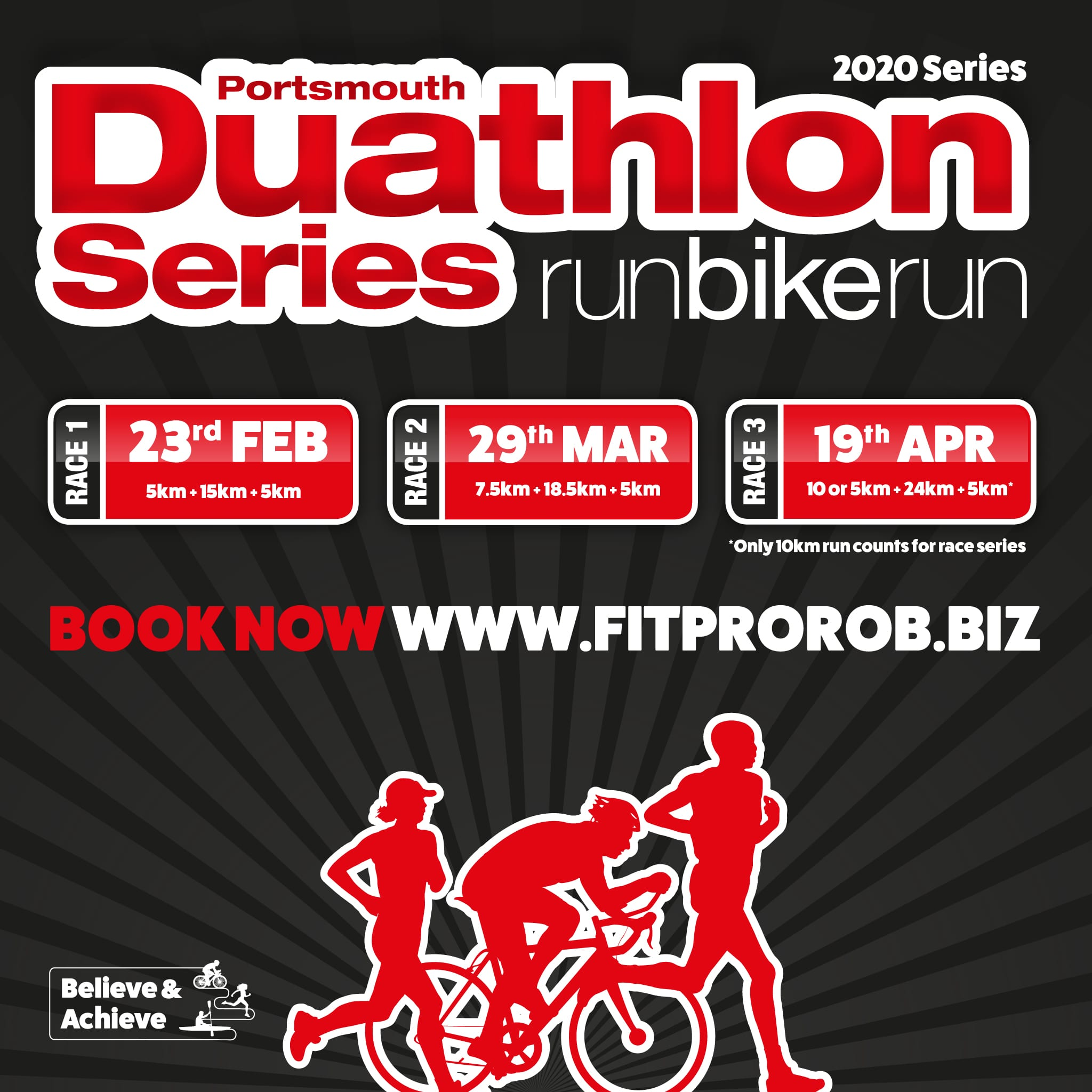 Portsmouth Duathlon Series