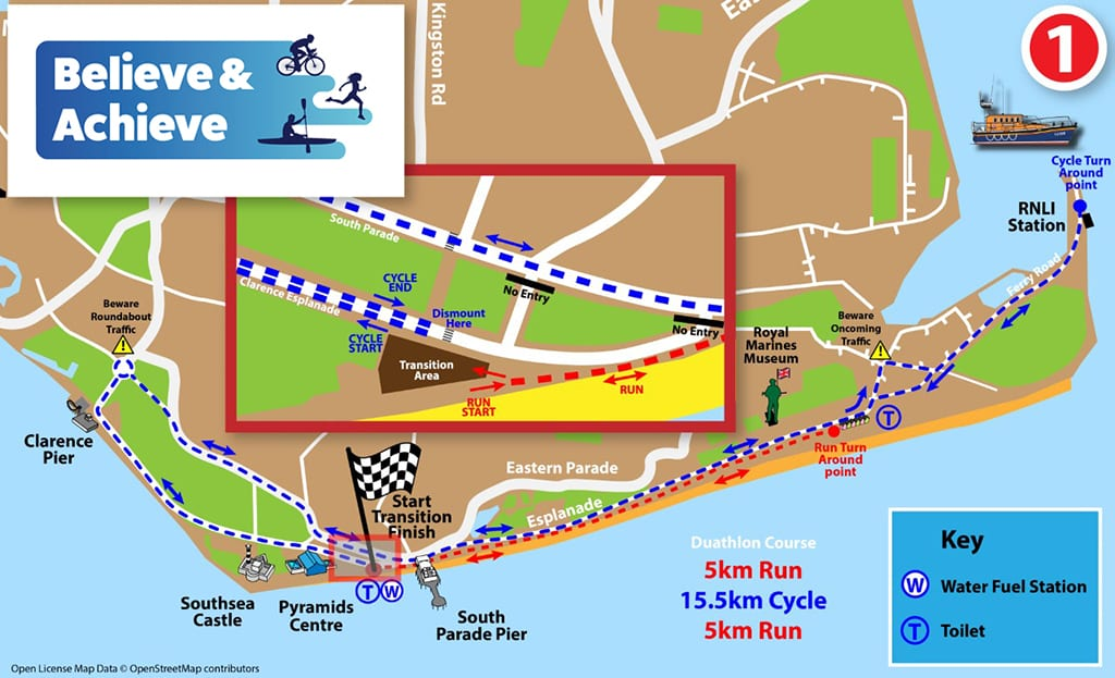 Portsmouth Duathlon Series One