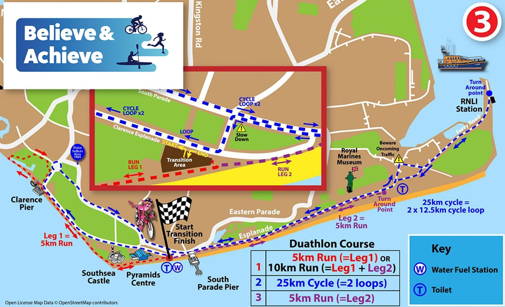 Portsmouth Duathlon Series Three