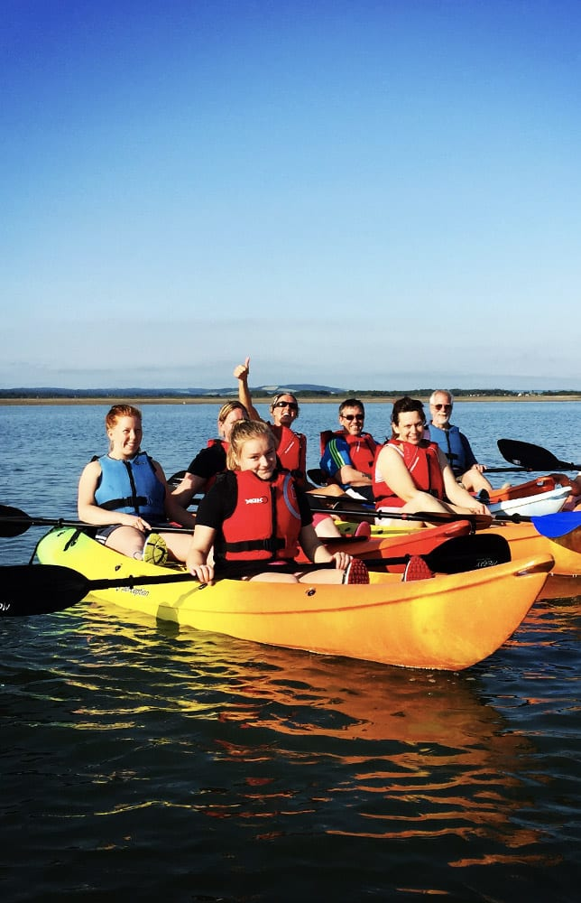 Kayaking Events Portsmouth