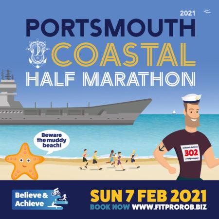 Portsmouth Coastal Half Marathon